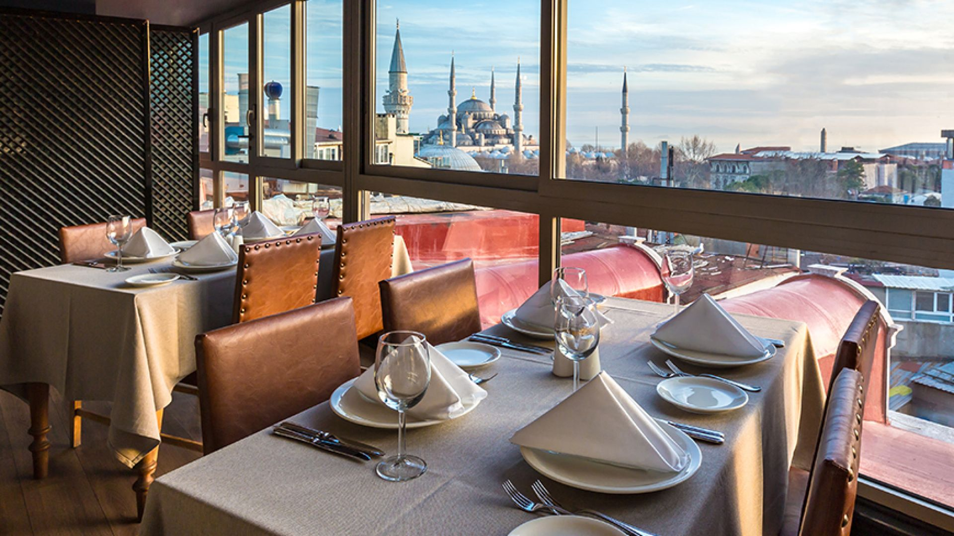N Terrace Restaurant