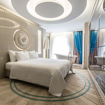 Sura Sultan Suite Room